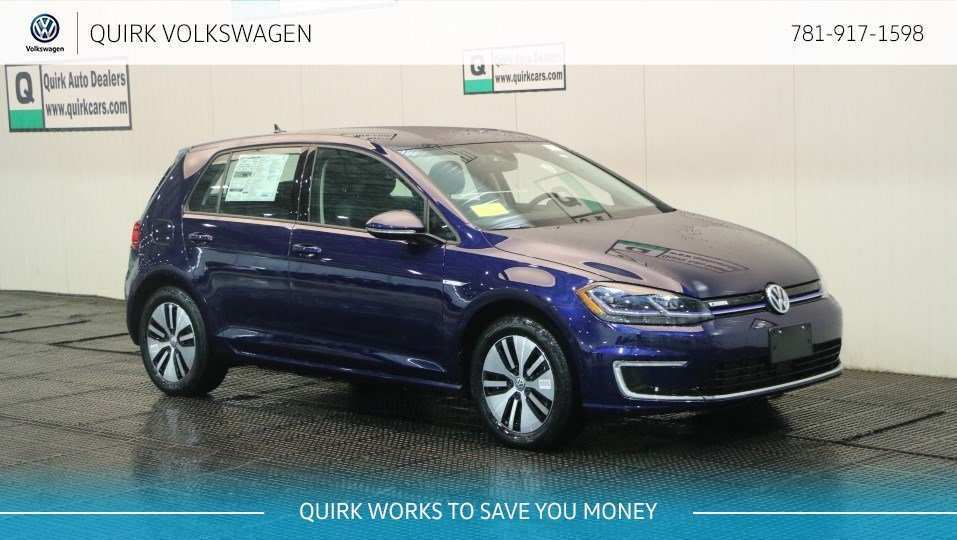 53 Great 2019 Vw E Golf Style with 2019 Vw E Golf