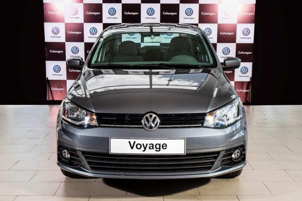 53 Great Volkswagen Voyage 2019 Spesification for Volkswagen Voyage 2019