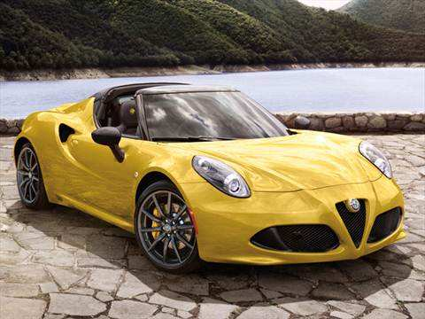 53 New 2019 Alfa Romeo 4C Specs by 2019 Alfa Romeo 4C