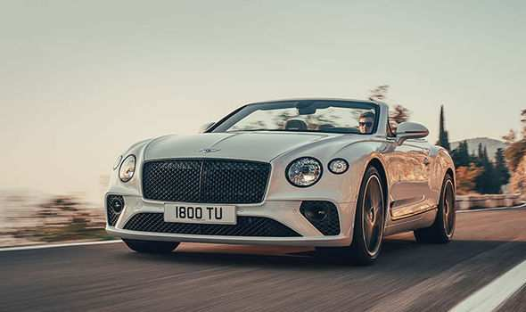 53 New 2019 Bentley Continental Gt Specs Release by 2019 Bentley Continental Gt Specs