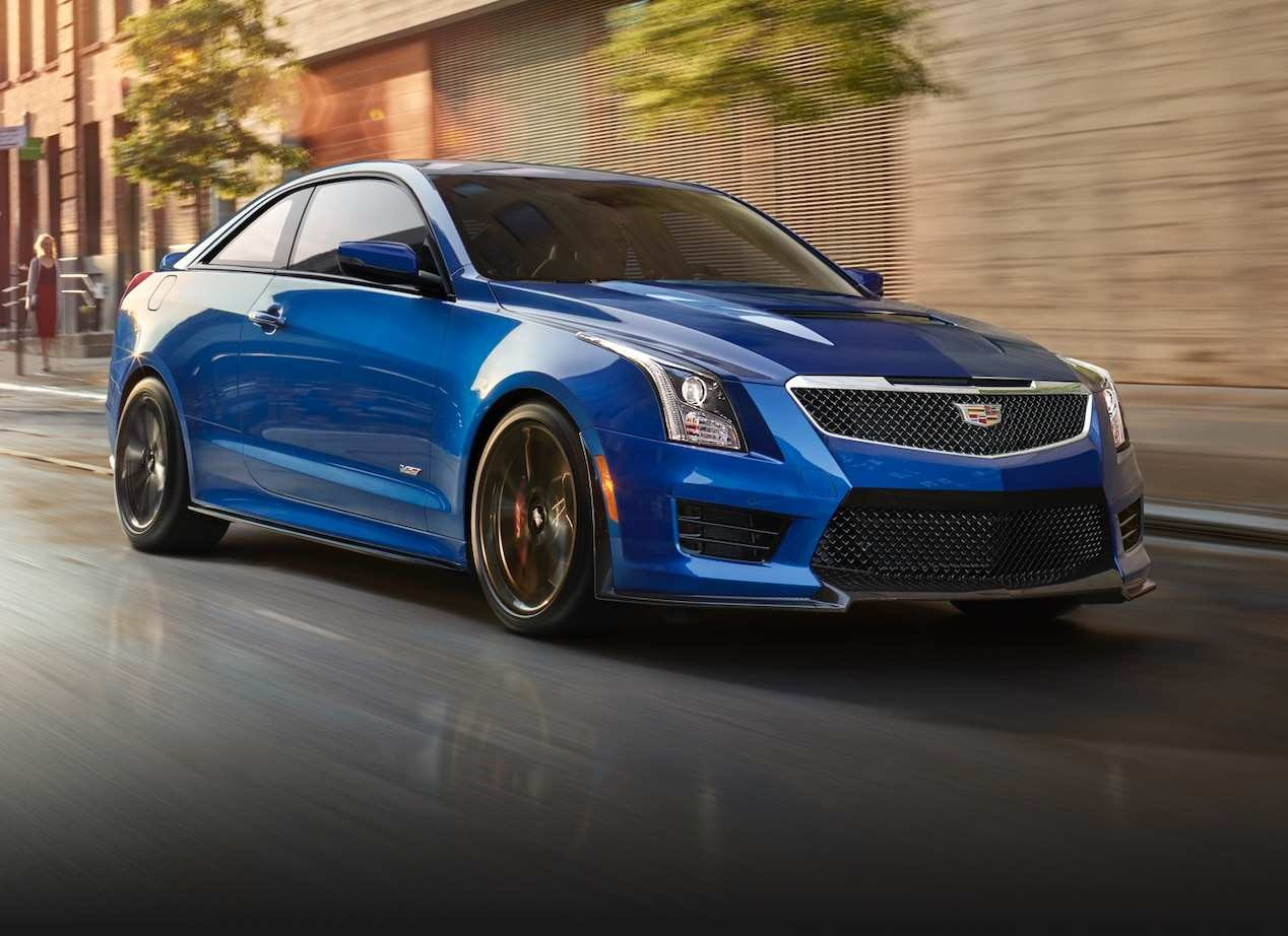 53 New 2019 Cadillac Ats Coupe History with 2019 Cadillac Ats Coupe