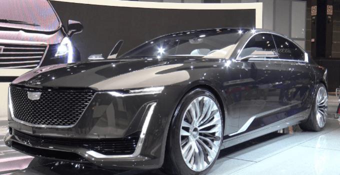 53 New 2019 Cadillac Escala Convertible Spy Shoot by 2019 Cadillac Escala Convertible