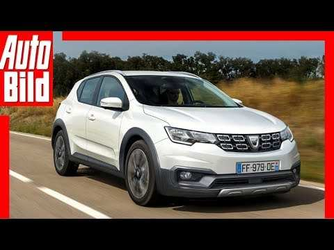 53 New 2019 Dacia Sandero Stepway Performance for 2019 Dacia Sandero Stepway