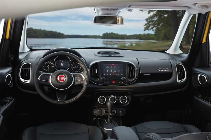 53 New 2019 Fiat 500L First Drive with 2019 Fiat 500L