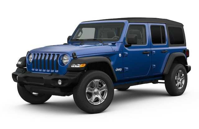 53 New 2019 Jeep Exterior Colors Model with 2019 Jeep Exterior Colors