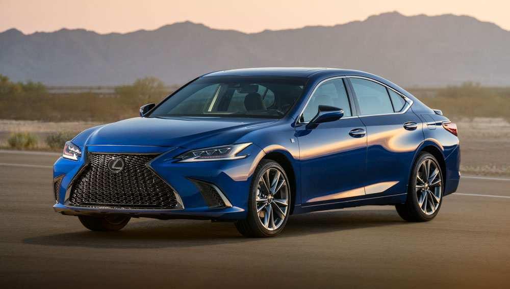 53 New 2019 Lexus Es Hybrid Ratings for 2019 Lexus Es Hybrid