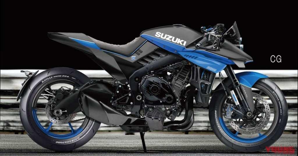 53 New 2019 Suzuki Katana Specs by 2019 Suzuki Katana