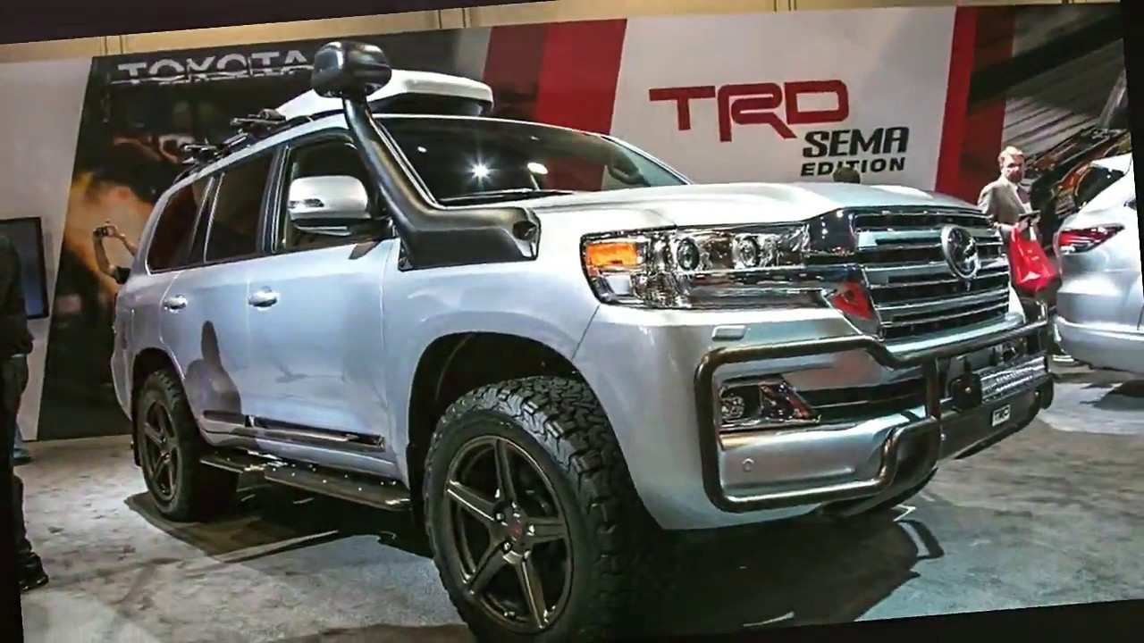 53 New 2019 Toyota Land Cruiser 300 Series History for 2019 Toyota Land Cruiser 300 Series