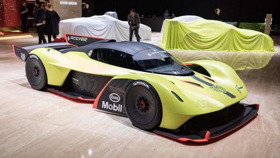 53 New 2020 Aston Martin Valkyrie Pricing with 2020 Aston Martin Valkyrie