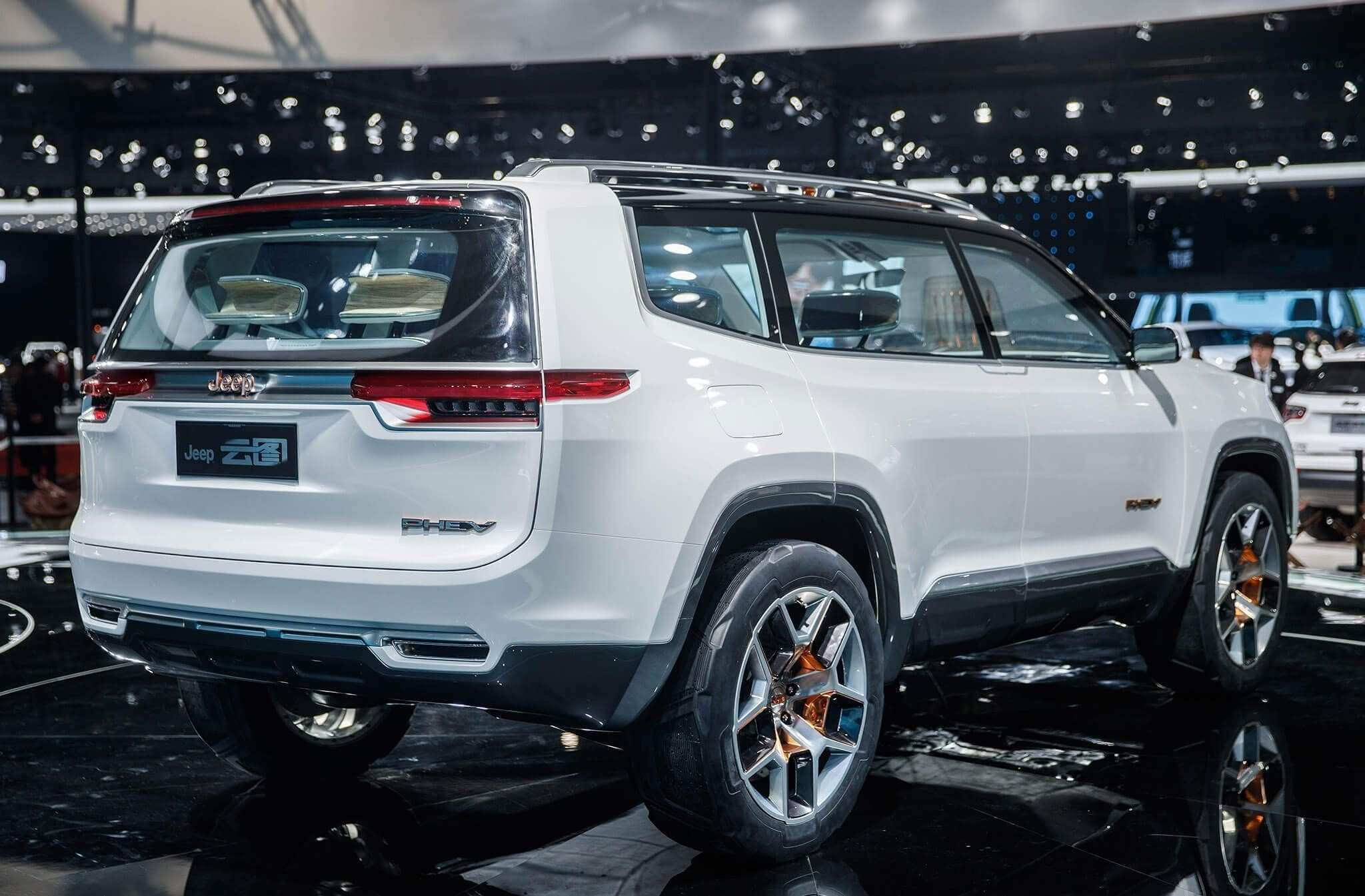53 New New 2020 Jeep Grand Cherokee Model for New 2020 Jeep Grand Cherokee
