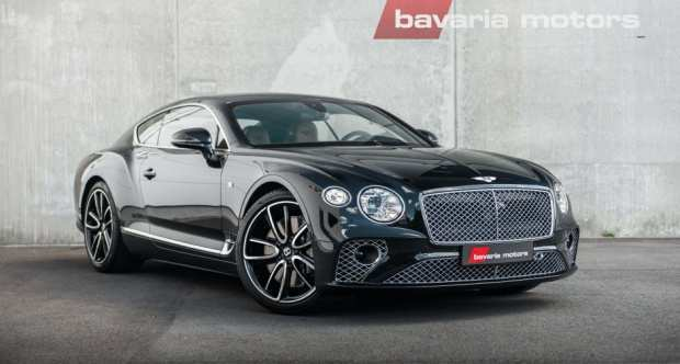 53 The 2019 Bentley Continental History by 2019 Bentley Continental
