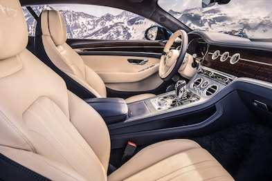 53 The 2019 Bentley Flying Spur Interior Images by 2019 Bentley Flying Spur Interior