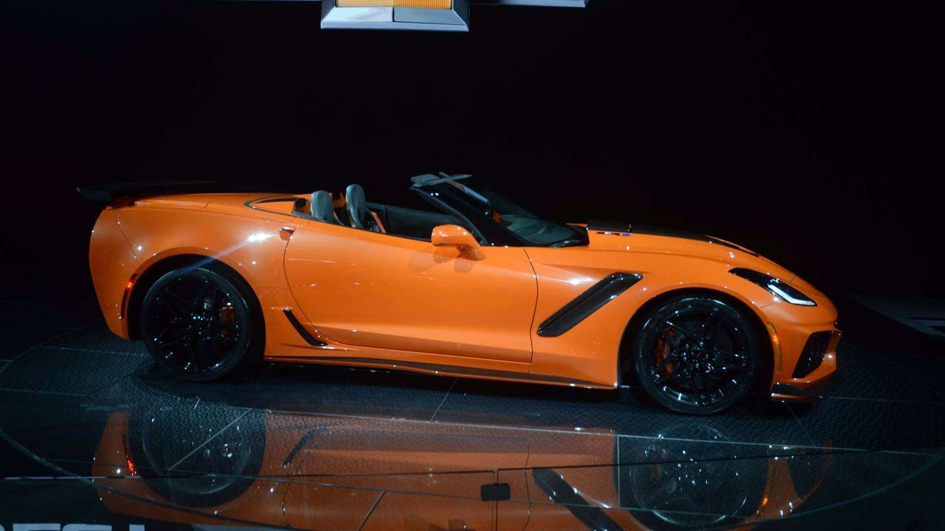 53 The 2019 Chevrolet Zr1 Price Performance with 2019 Chevrolet Zr1 Price