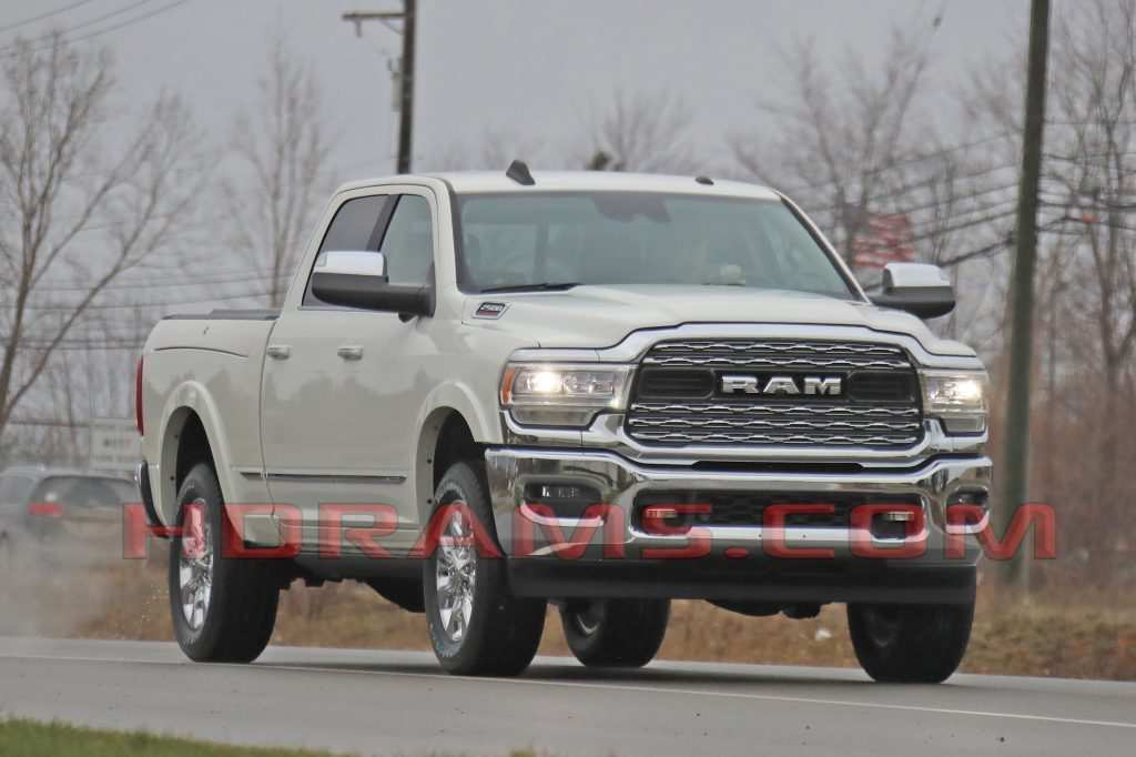 53 The 2019 Dodge 2500 Limited Configurations for 2019 Dodge 2500 Limited