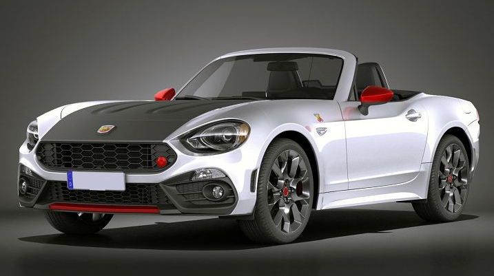 53 The 2019 Fiat Spider Abarth Engine for 2019 Fiat Spider Abarth