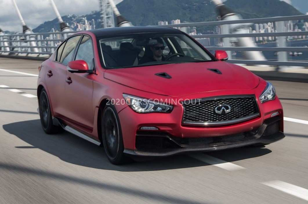 53 The 2019 Infiniti Q50 Redesign Spy Shoot with 2019 Infiniti Q50 Redesign