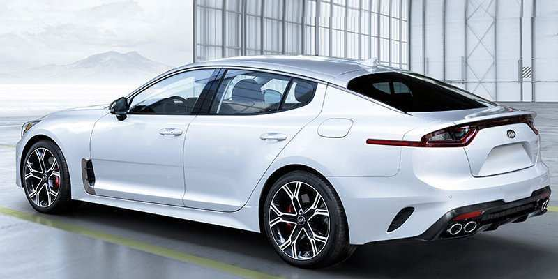 53 The 2019 Kia Stinger Redesign for 2019 Kia Stinger