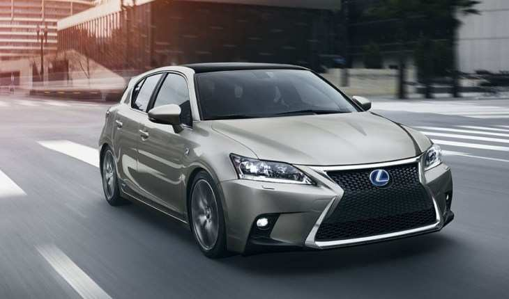 53 The 2019 Lexus Ct Performance and New Engine with 2019 Lexus Ct