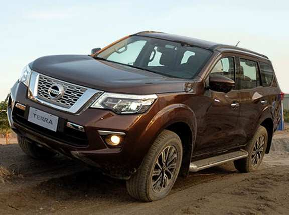 53 The 2019 Nissan Terra Exterior and Interior with 2019 Nissan Terra