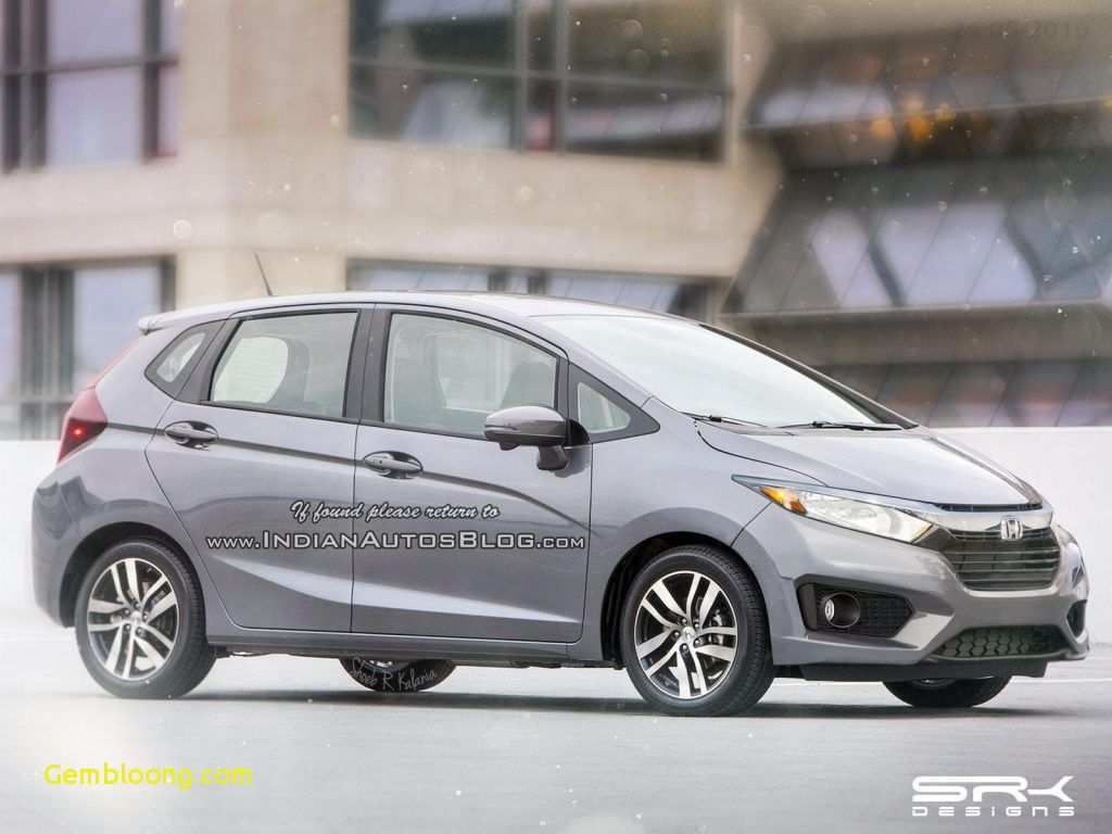 53 The 2020 Honda Fit News Redesign and Concept with 2020 Honda Fit News
