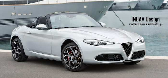 53 The Alfa Spider 2019 Overview with Alfa Spider 2019