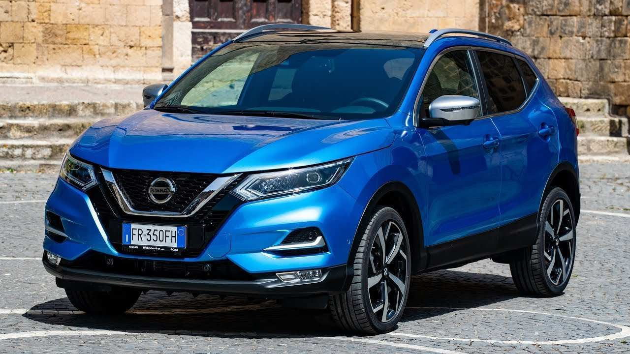 53 The Nissan Qashqai 2019 Model Specs and Review for Nissan Qashqai 2019 Model