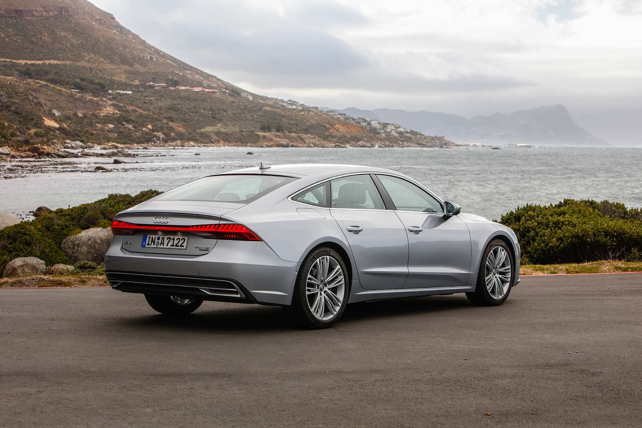54 All New 2019 Audi A7 0 60 History by 2019 Audi A7 0 60