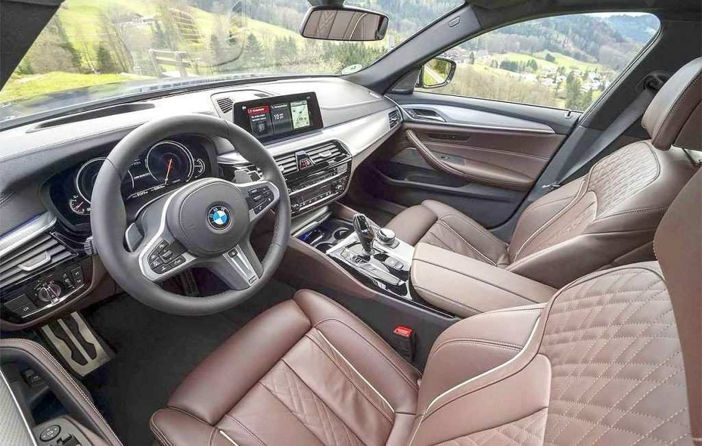 54 All New 2019 Bmw 5 Series Release Date Engine for 2019 Bmw 5 Series Release Date