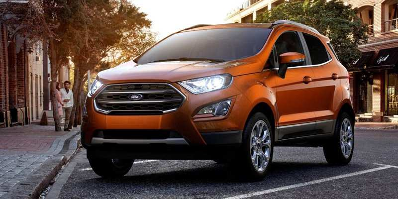 54 All New 2019 Ford Ecosport Performance and New Engine with 2019 Ford Ecosport