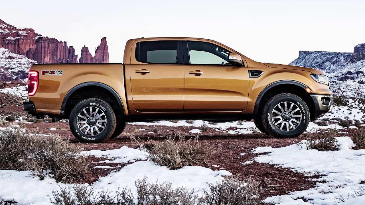 54 All New 2019 Ford Ranger Youtube Redesign for 2019 Ford Ranger Youtube