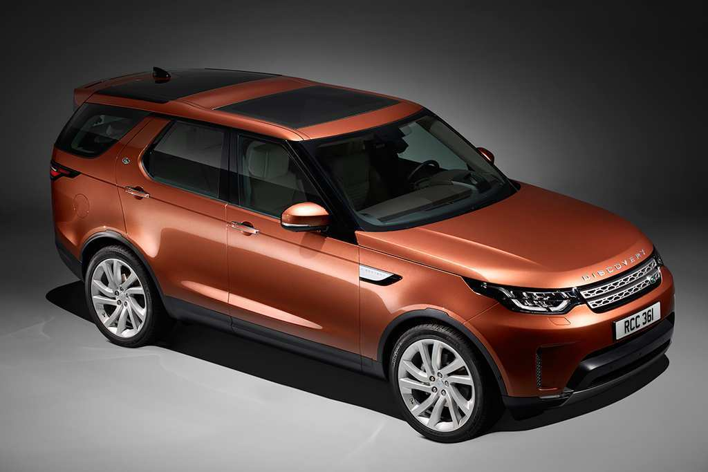 54 All New 2019 Land Rover Lr4 Release by 2019 Land Rover Lr4
