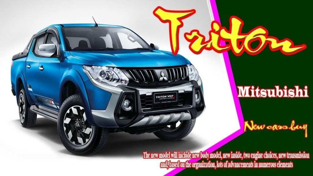 54 All New 2019 Mitsubishi Triton Specs Model for 2019 Mitsubishi Triton Specs