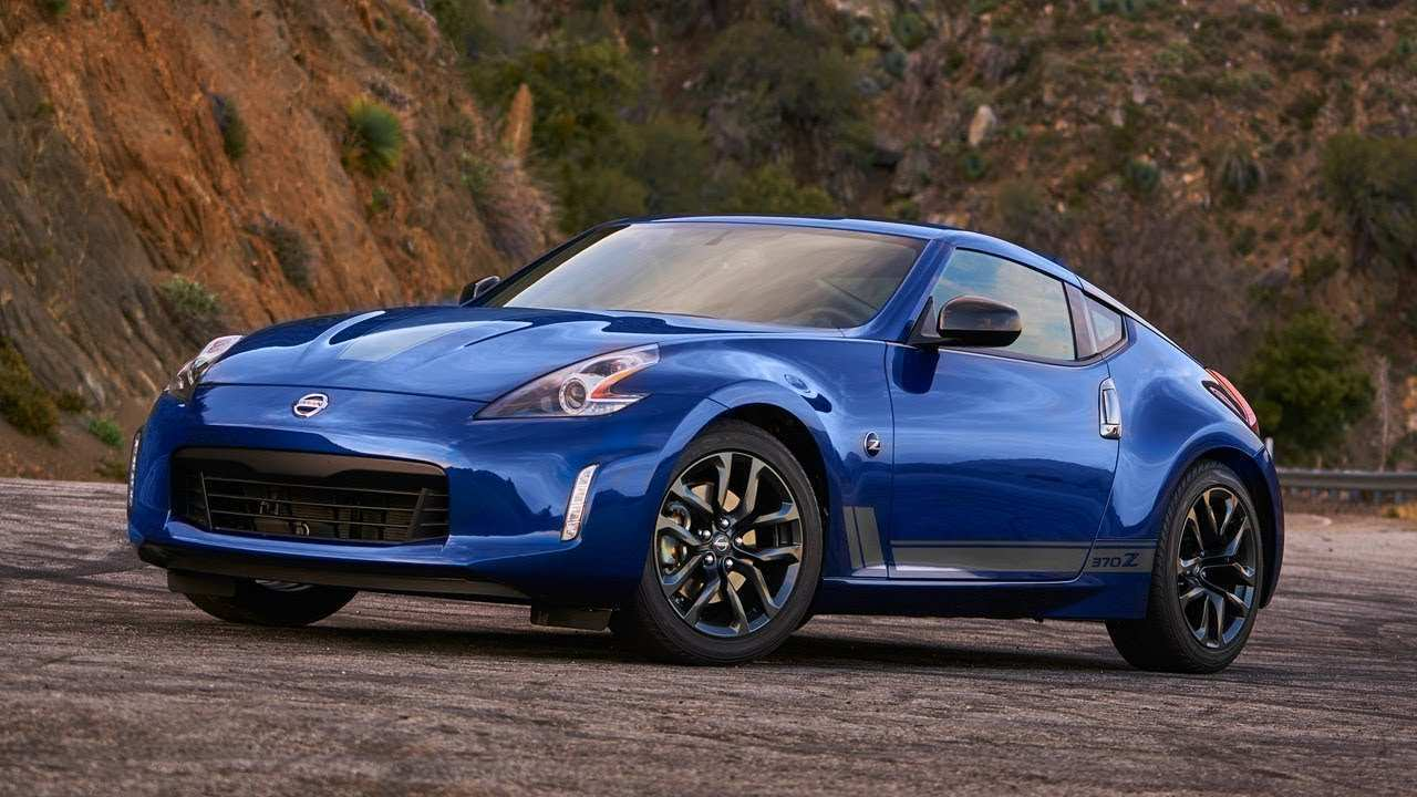 54 All New 2019 Nissan 370Z Redesign Exterior for 2019 Nissan 370Z Redesign