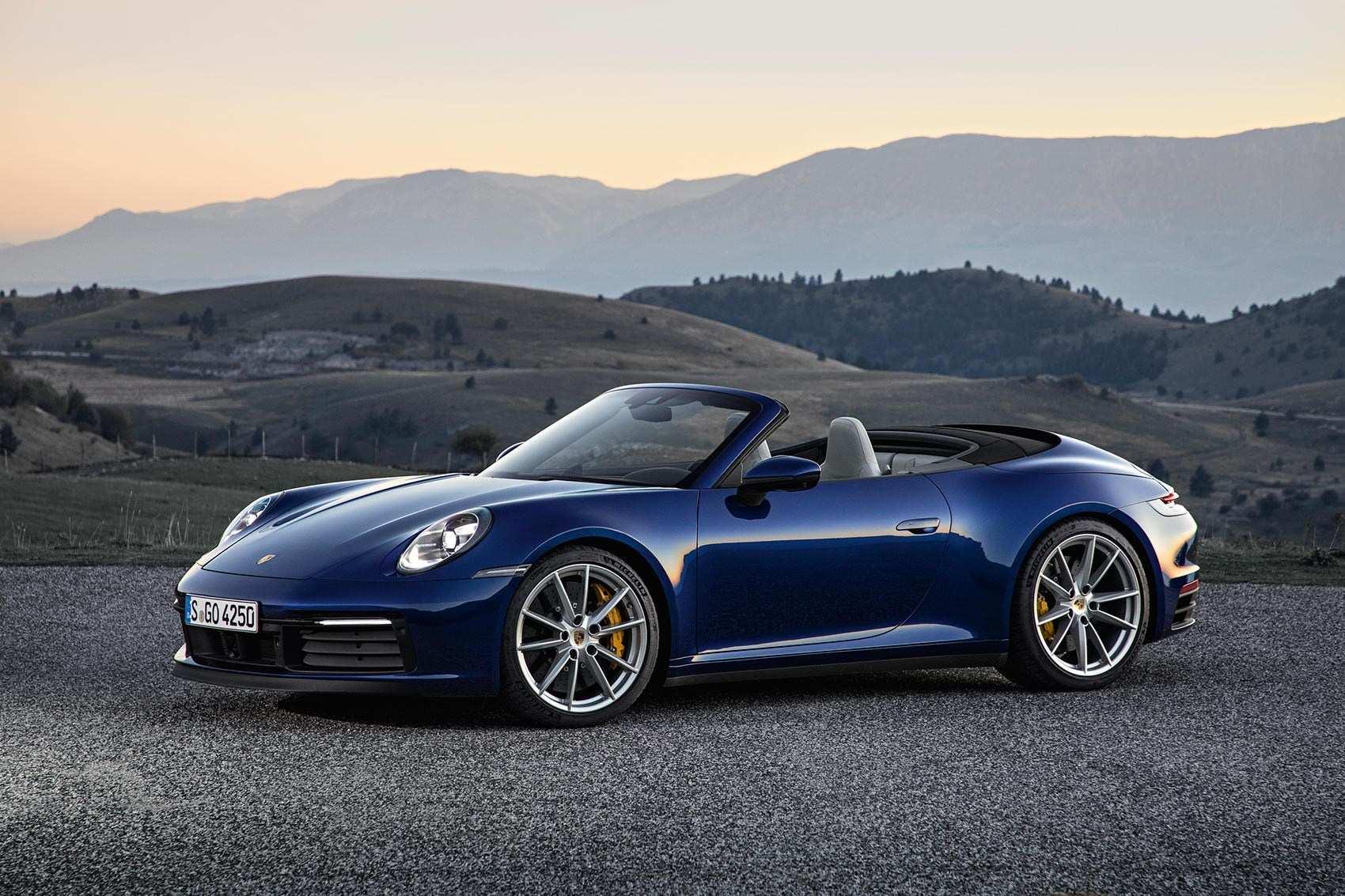 54 All New 2019 Porsche Release Overview for 2019 Porsche Release