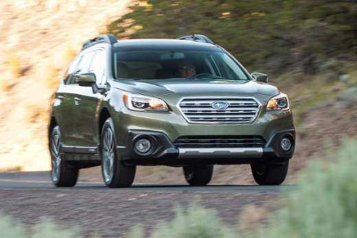 54 All New 2019 Subaru Outback Redesign for 2019 Subaru Outback