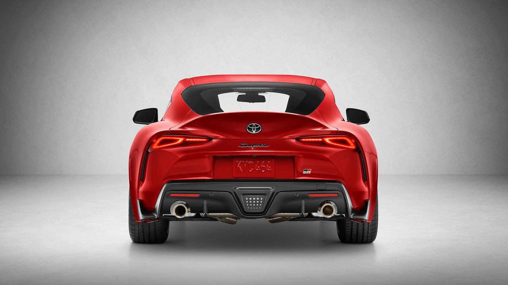 54 All New 2019 Toyota Supra Exterior with 2019 Toyota Supra