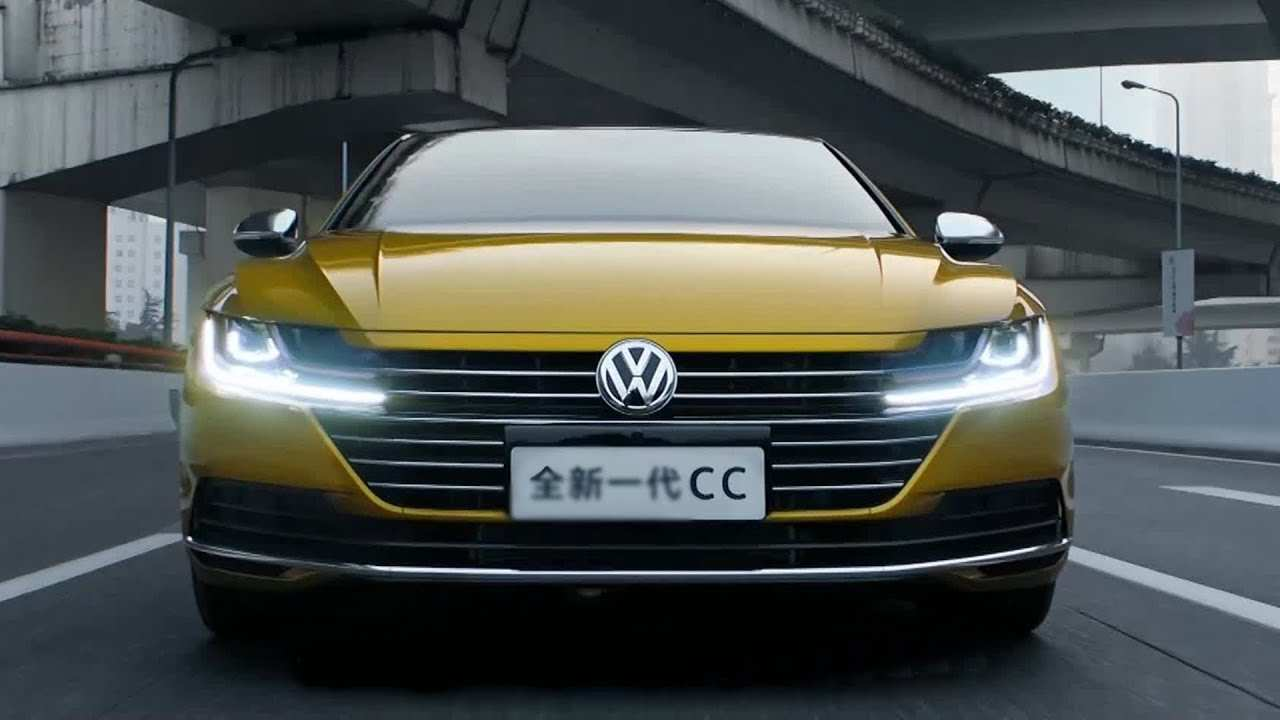 54 All New 2019 Volkswagen Cc Exterior and Interior with 2019 Volkswagen Cc