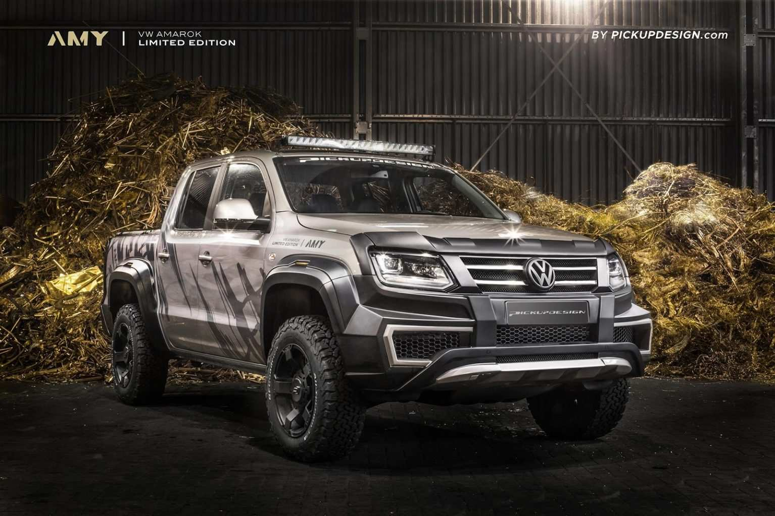 54 All New 2019 Vw Amarok Release Date for 2019 Vw Amarok