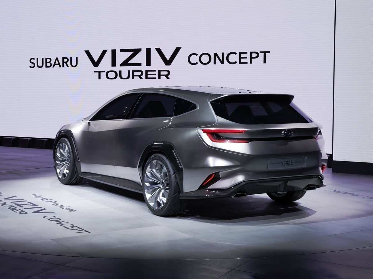 54 All New 2020 Subaru Outback Concept Photos with 2020 Subaru Outback Concept