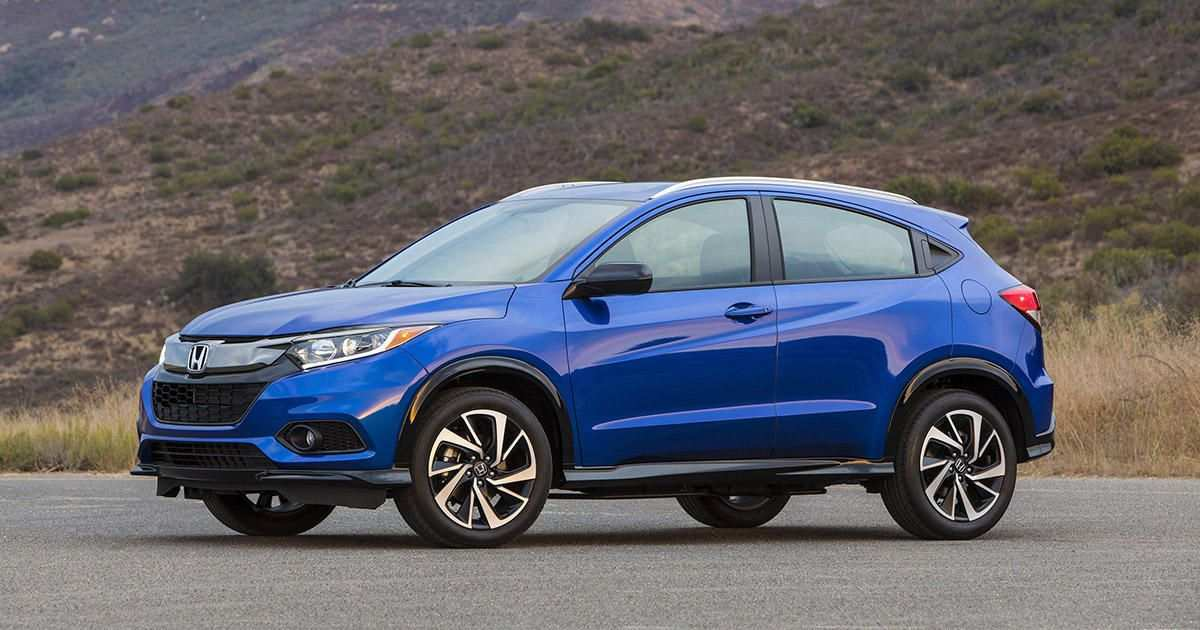 54 All New Honda Hrv 2019 Images by Honda Hrv 2019