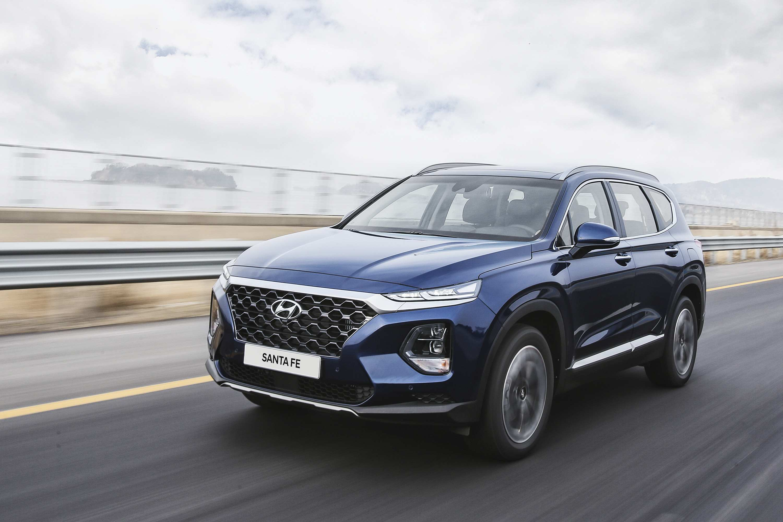 54 All New Hyundai Santa Fe 2020 Photos with Hyundai Santa Fe 2020