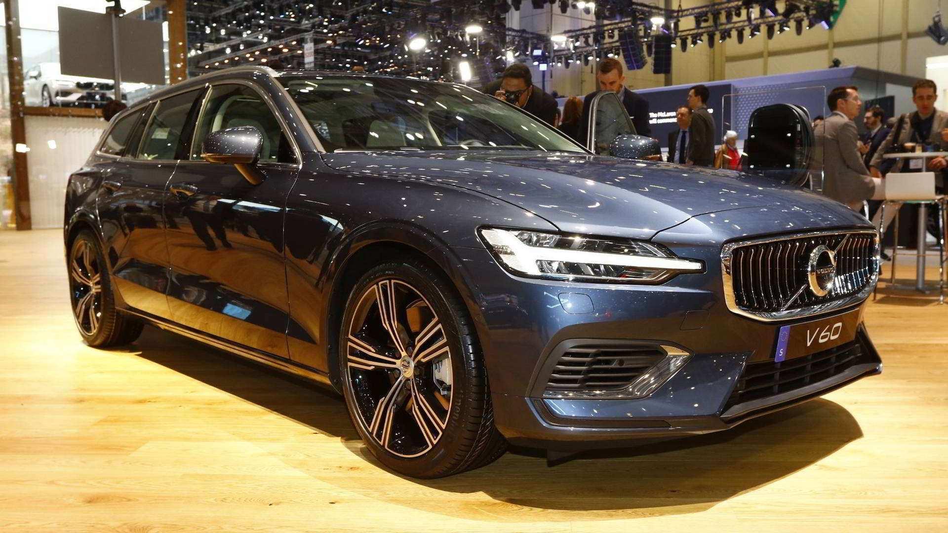 54 All New New 2019 Volvo V60 Review for New 2019 Volvo V60