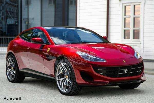54 Best Review 2019 Ferrari Suv Speed Test with 2019 Ferrari Suv