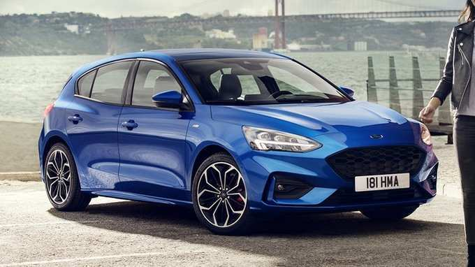 54 Best Review 2019 Ford Focus St Line Spy Shoot for 2019 Ford Focus St Line