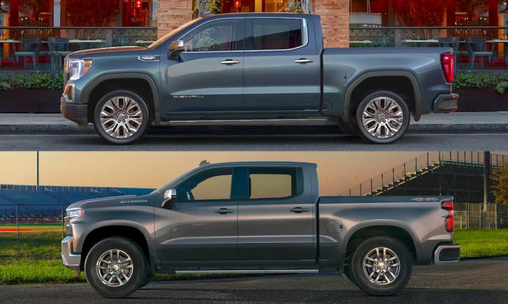 54 Best Review 2019 Gmc Vs Silverado Speed Test with 2019 Gmc Vs Silverado