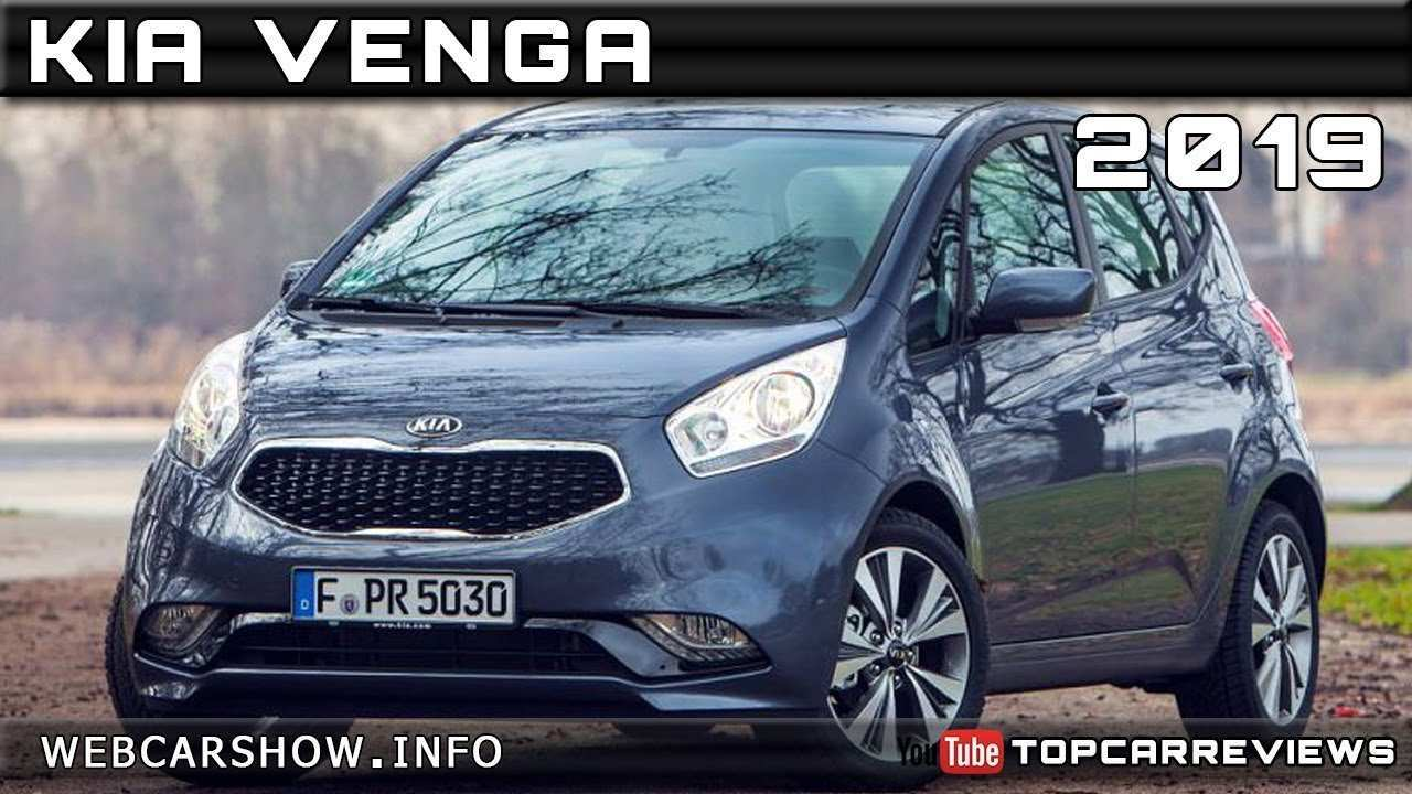 54 Best Review 2019 Kia Venga Release Date with 2019 Kia Venga