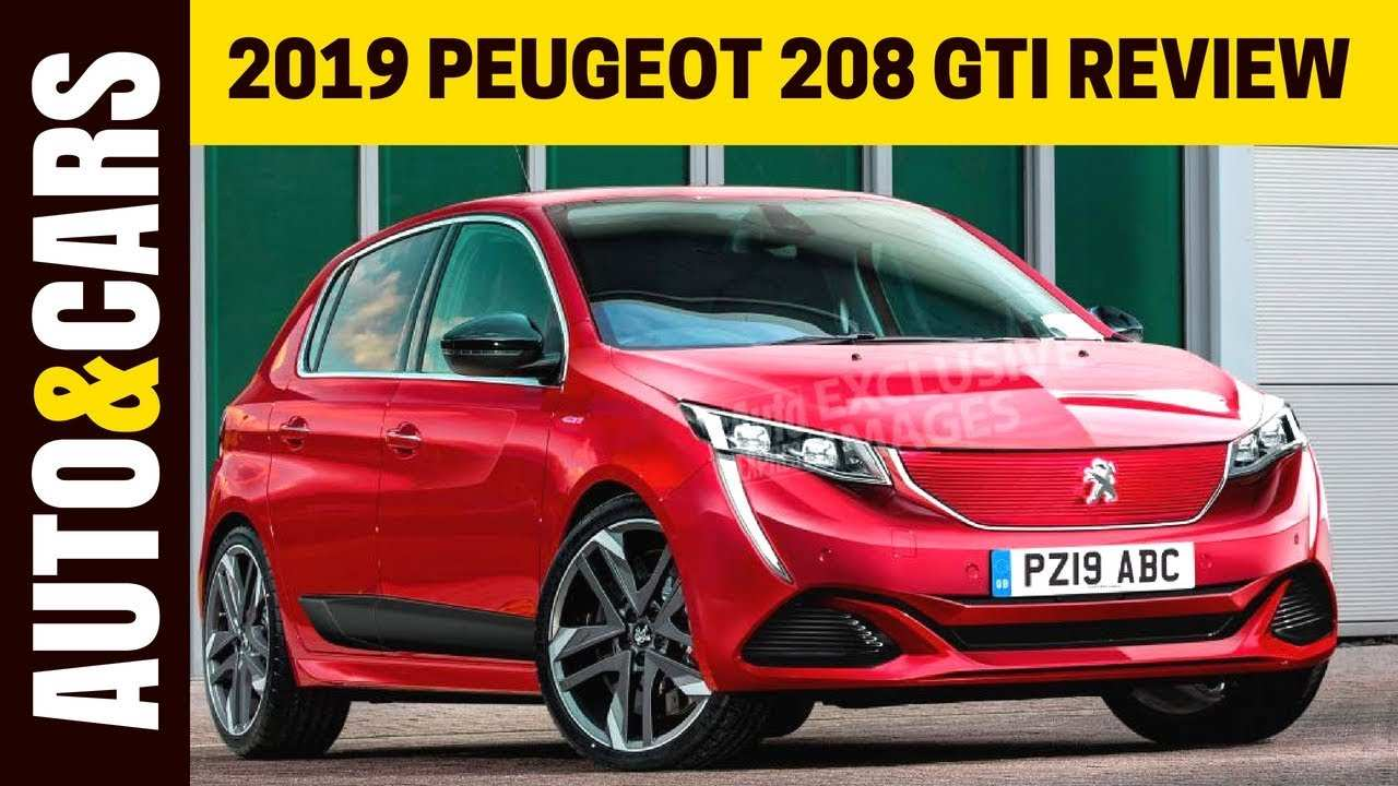 54 Best Review 2019 Peugeot 208 Gti Wallpaper by 2019 Peugeot 208 Gti
