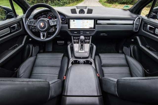 54 Best Review 2019 Porsche Macan Interior Prices by 2019 Porsche Macan Interior