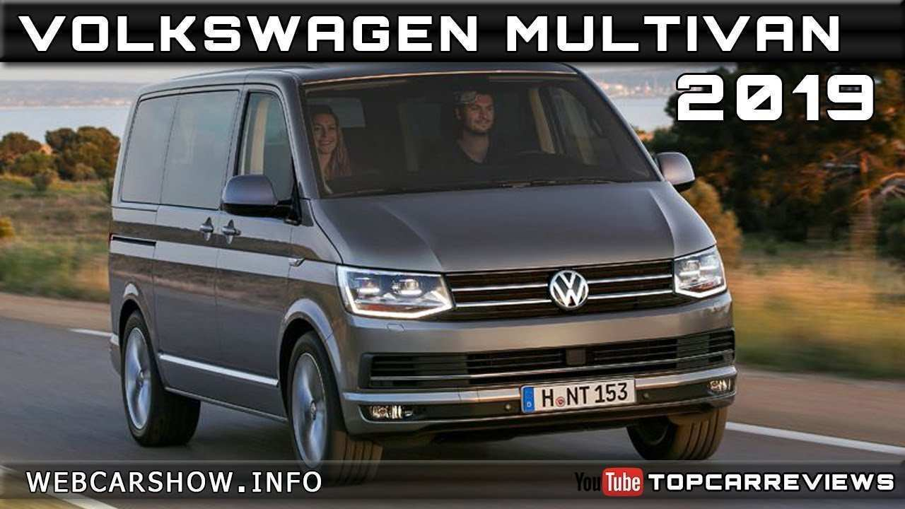 54 Best Review 2019 Vw Multivan Model with 2019 Vw Multivan