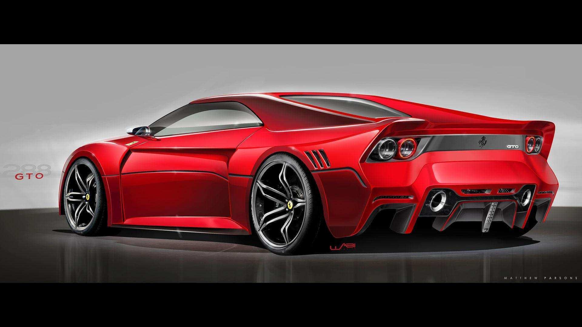 54 Best Review 2020 Ferrari 288 Gto Interior by 2020 Ferrari 288 Gto